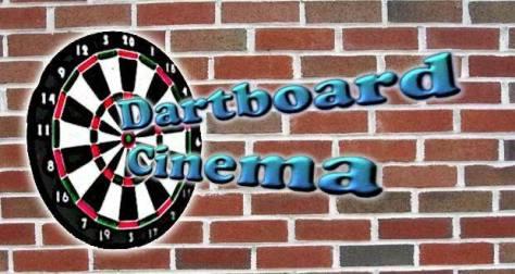 Dartboard logo